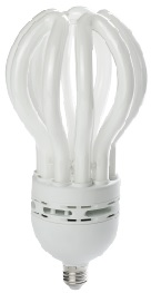 105 Watt LOTUS CFL- BALLASTIRAN- LED SMD- CFL- FPL- Warm White- Day Light- Cool White- Colored- Red- Green- Blue