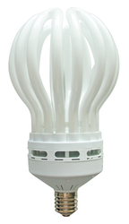 200 Watt LOTUS CFL- BALLASTIRAN- LED SMD- CFL- FPL- Warm White- Day Light- Cool White- Colored- Red- Green- Blue