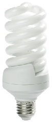 26 Watt Full Spiral CFL- BALLASTIRAN- LED SMD- CFL- FPL- Warm White- Day Light- Cool White- Colored- Red- Green- Blue