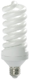 32 Watt Full Spiral CFL- BALLASTIRAN- LED SMD- CFL- FPL- Warm White- Day Light- Cool White- Colored- Red- Green- Blue