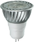 3.5 Watt MR16 LED High Power- BALLASTIRAN- LED SMD- CFL- FPL- Warm White- Day Light- Cool White- Colored- Red- Green- Blue